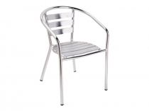 Aluminium Stacking Chair - Clearance Sale