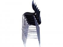 Ergoflex Stacking Bar Chair
